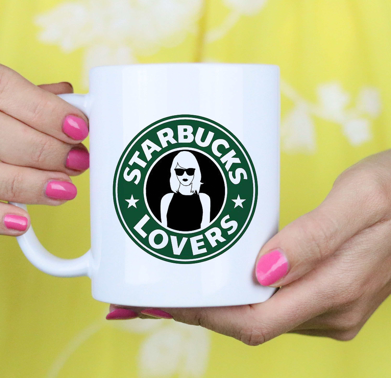 strarbucks lovers mug