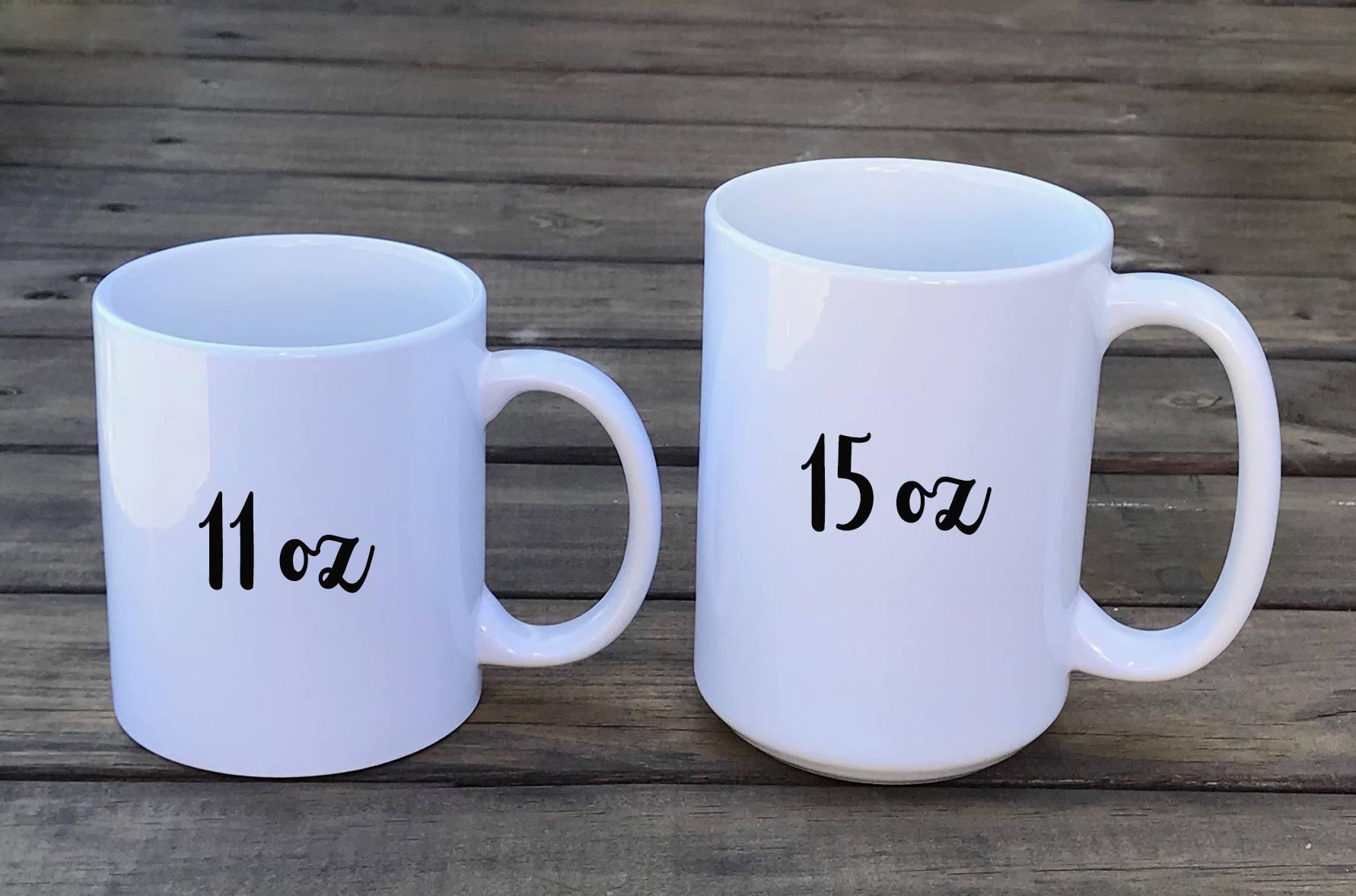 Gift Mug Sizes